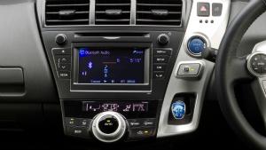 Prius v bluetooth